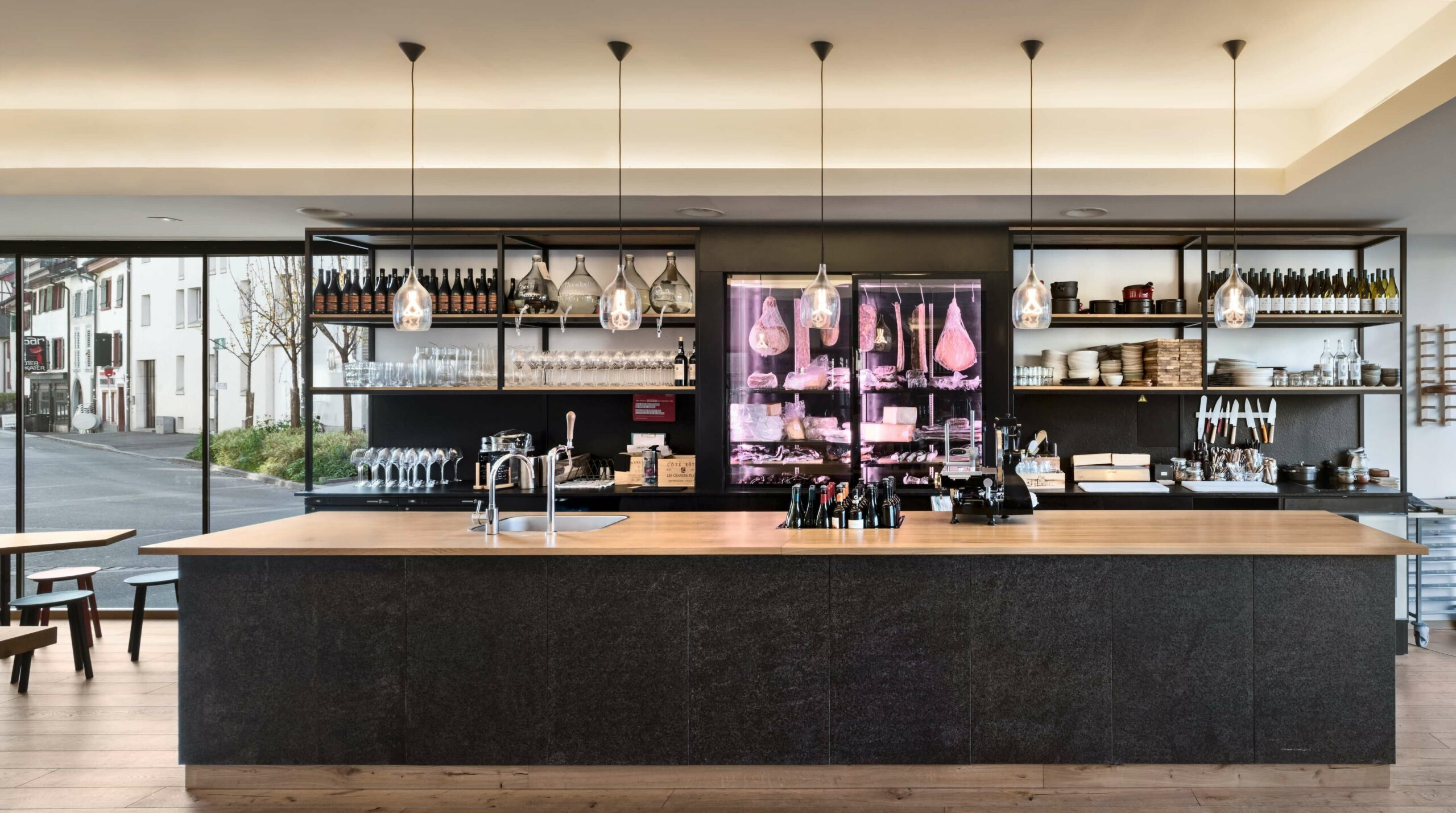 tacave Basel design is reshaped thanks to architecture and hospitality concepts